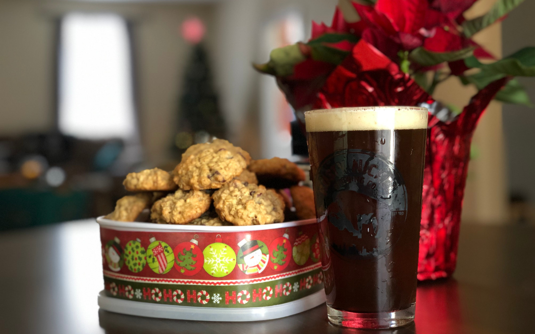 Win Your Cookie Exchange with Oatmeal Ale Cookies